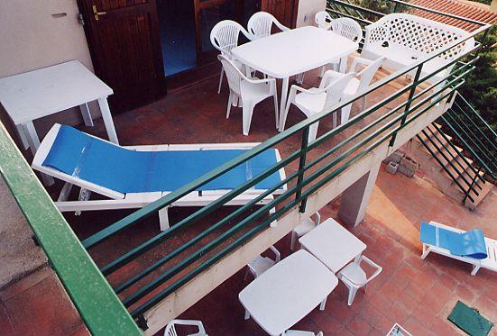 Mare di sardegna san teodoro for Divanetto balcone